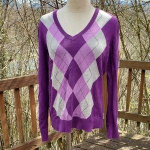 IZOD knit sweater